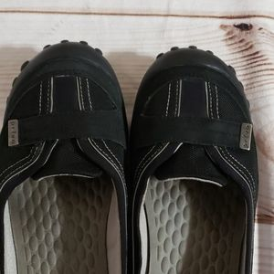 Privo Shoes - Privo Black Slip-on Loafers SZ 9